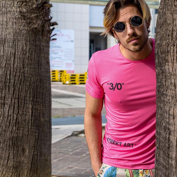 T-shirt Antigua Block 3.0 - La terza generazione dello stile