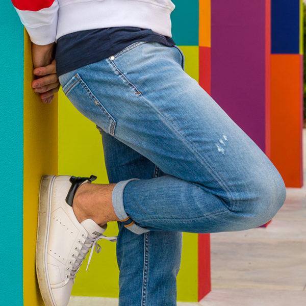 Jeans Valencia Block 3.0 - La terza generazione dello stile